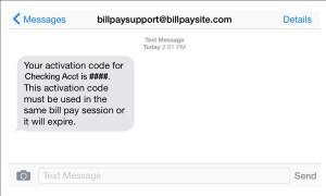 bill-pay set up payee deposit acct screenshots 9b