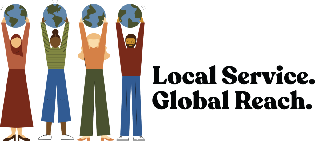 Local Service. Global Reach. International Credit Union Day 2019.