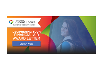 Deciphering Your Financial Aid Award Letter - Listen Now!