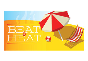 Beat The Heat with Credit Union Student Choice