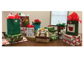 adopt-a-family gifts for Christmas 2017