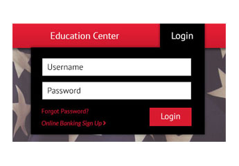 online banking login new location