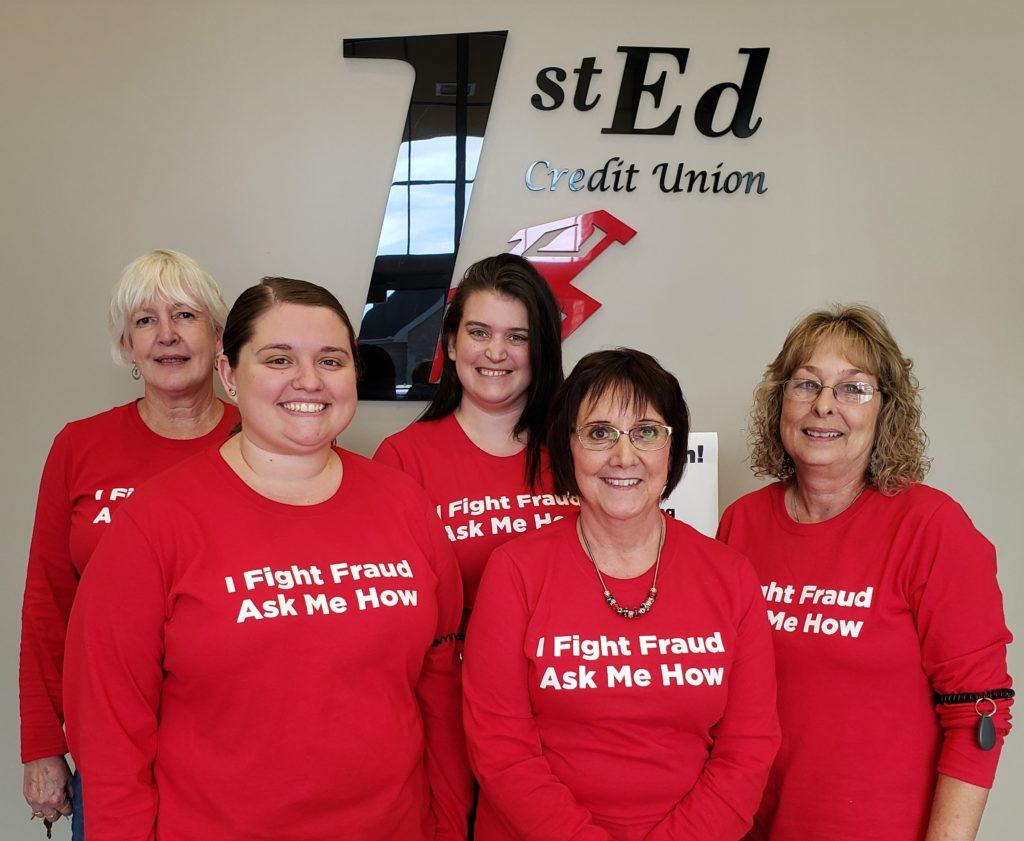 1st Ed Chambersburg Staff Fraud Friday